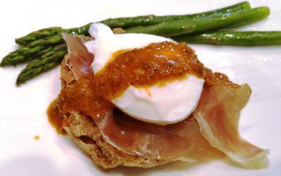 Eggs Benedict – Spanish Style