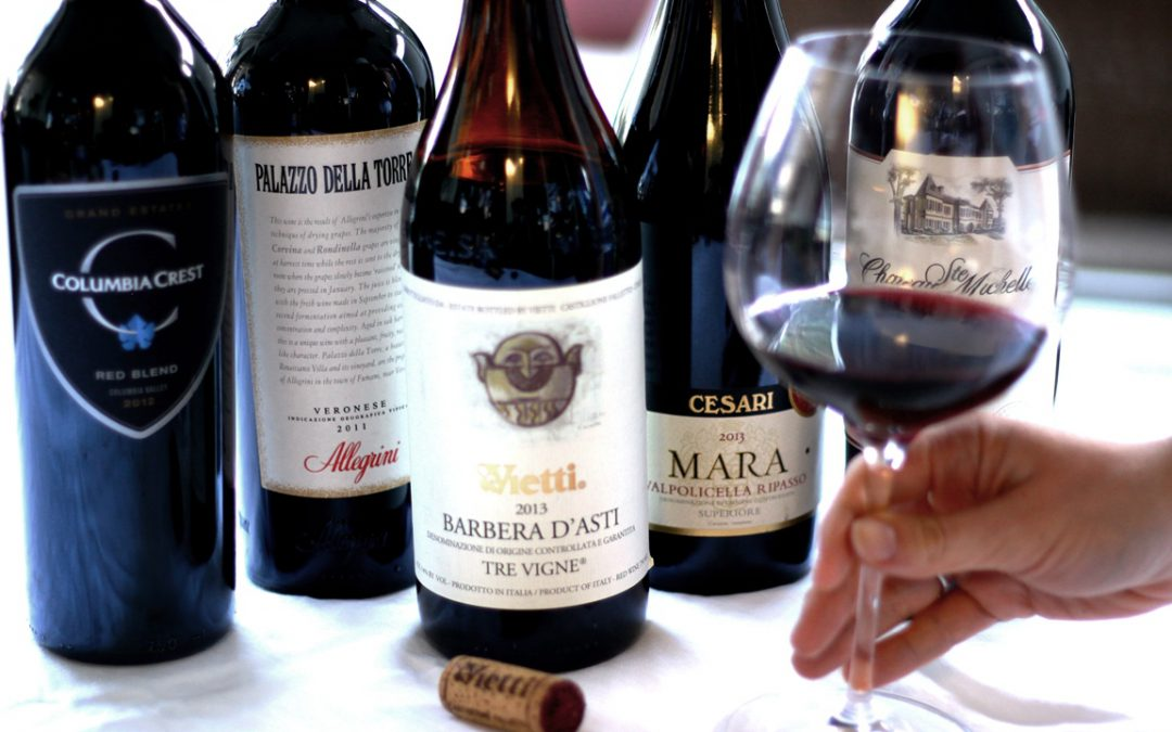 25 Red Wines Under $25 to Try Now!