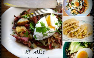 Cool DIY Brunch Menus