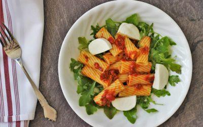 Easy Calabrian Pasta