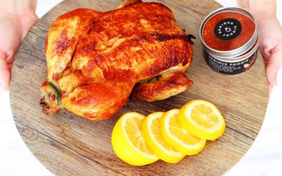 Moroccan Grilled Chicken – Fast, Delicious, Healthy