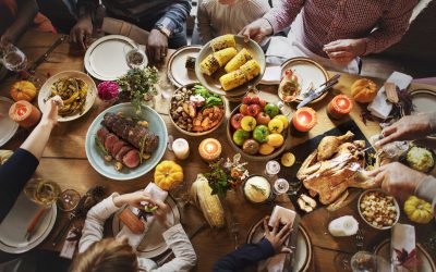 Thanksgiving Dinner – Serious Foodie Style