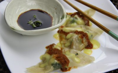 Breakfast Potstickers – A Fun Wake-up Call