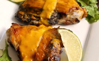Grilled Mango Chicken