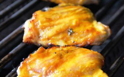 Grilled Mango Chicken – Best BBQ Ever!