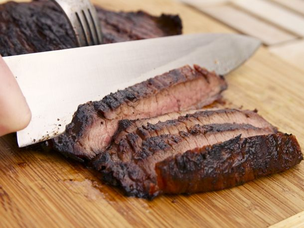 Grilled Marinated Flank Steak – Alla Serious Foodie