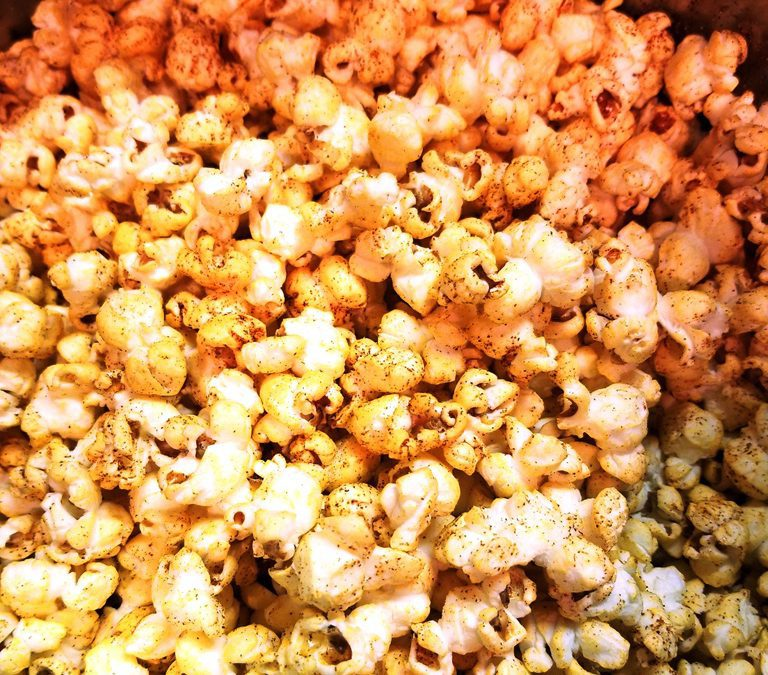 Our Popcorn Obsession