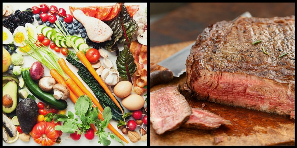 Diet with Paleo or Veggie?
