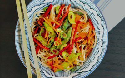 Vietnamese Stir Fry