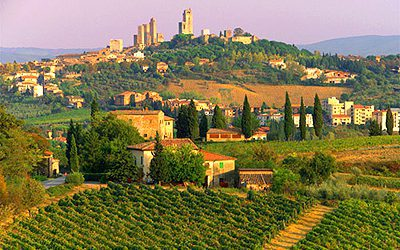 Tuscan Reds Under $25 – Our May Tasting Event