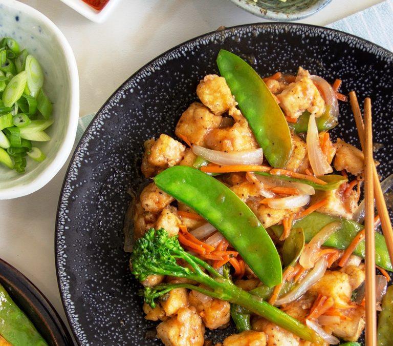 Healthy & Quick Crispy Tofu – New Zealand Style!